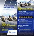 MICHELIN OFFER 2016